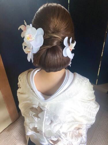 結婚式のヘアメイク 持込 roomN°6